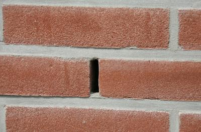 Brick Weep Hole